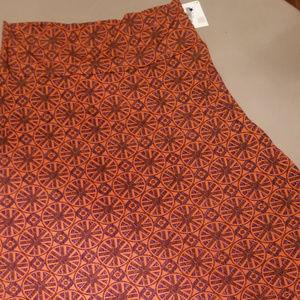 Brand New Lularoe Maxi Skirt - Size 2XL